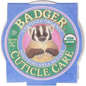 Догляд за кутикулою, Заспокійливу масло ши (21 г) Badger Company