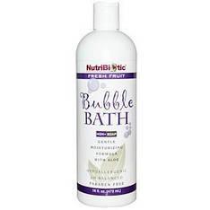 Піна для ванни, Без мила, Свіжі фрукти (473 мл) NutriBiotic