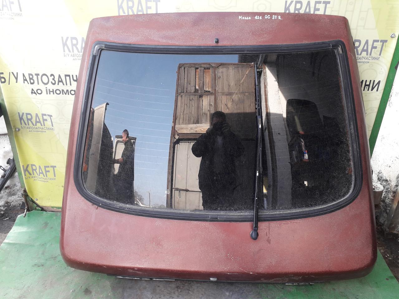 Бу крышка багажника для Mazda 626 GC 1988 p.