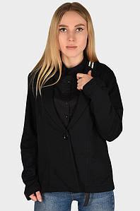Пиджак женский черный AAA 128666P