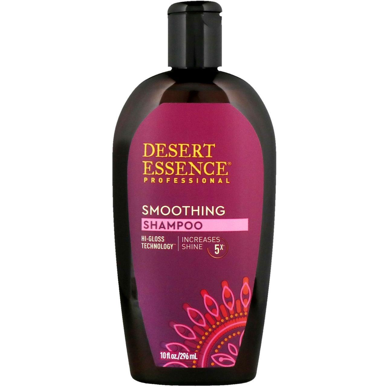 Розгладжуючий шампунь (296 ml) Desert Essence
