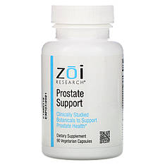 Підтримка здоров'я простати, 90 рослинних капсул ZOI Research