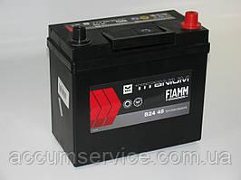 Акумулятор FIAMM black TITANIUM B24 45