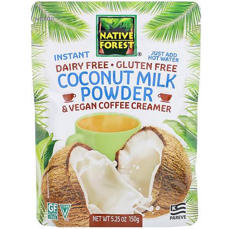 Сухое кокосовое молоко (150 г), Edward & Sons, фото 2