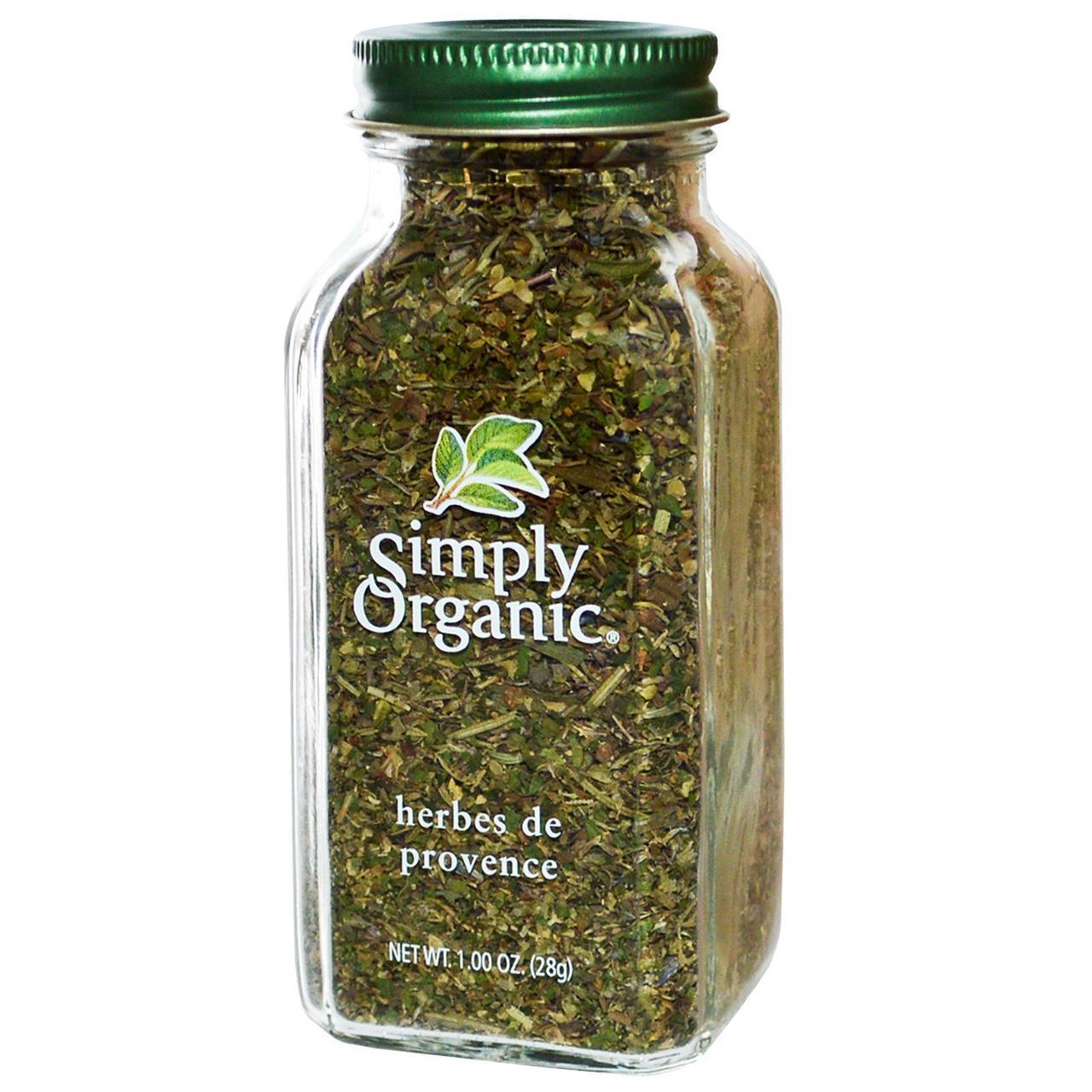 Прованские травы, 28 г  Simply Organic