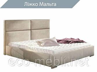 Ліжко двохспальне  Мальта власного виробництва