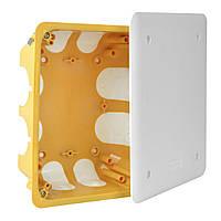 Коробка розподільча з кришкою 193x153x72 - KO 180/LD, фото 1