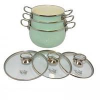 Набор посуды 6 предметов. Krauff 26-224-025