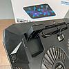 Охлаждающая подставка для ноутбука N130 / Подставка под ноутбук, фото 7