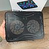 Охлаждающая подставка для ноутбука N130 / Подставка под ноутбук, фото 8