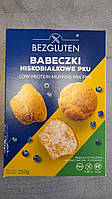 Смесь Bezgluten для выпечки кексов PKU 250г