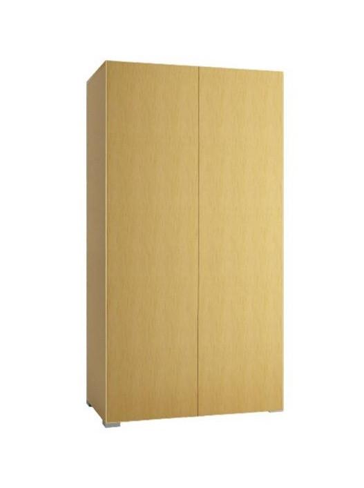 Шкаф для офиса 800х420х1470 с системой Push-to-open MN643