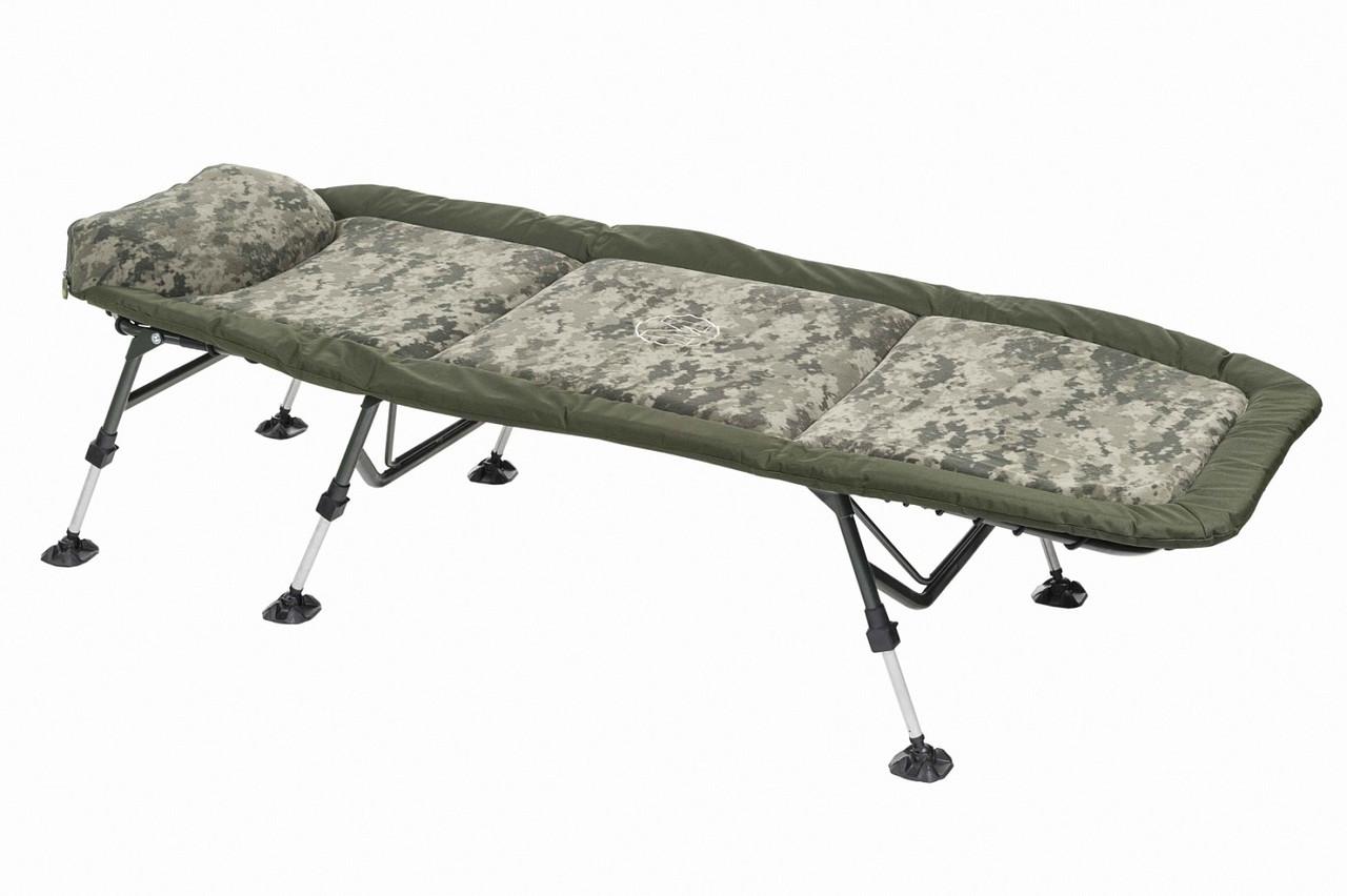 Раскладушка-кровать Mivardi CamoCODE Flat6 (M-BCHCC6)