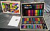Набор художника, Художественный набор (220 предметов) в деревянном чемоданчике, фото 5