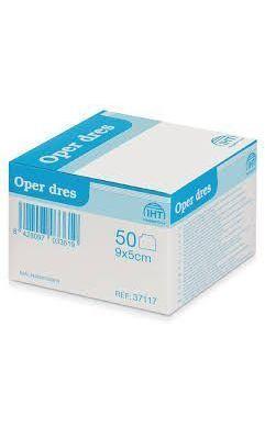 Адгезивная хирургическая повязка для закрытия ран Oper dres 9см x 35см