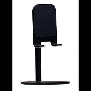 Універсальний тримач для телефонів і планшетів X6 чорний