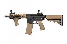 Штурмова гвинтівка Specna Arms M4 CQB Edge 2.0 SA-E12 Half-Tan