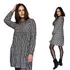 Турецкое Фабричное Платье Oversize 42-48, фото 3