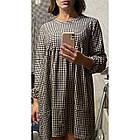 Турецкое Фабричное Платье Oversize 42-48, фото 4