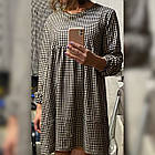 Турецкое Фабричное Платье Oversize 42-48, фото 8