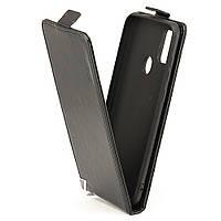 Чехол Idewei для ZTE Blade A7S 2020 / A7020 флип вертикальный кожа PU черный