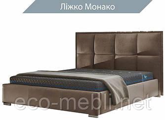 Ліжко двохспальне  Монако власного виробництва