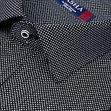 Сорочка чоловіча, приталена (Slim Fit), з довгим рукавом PASHAMEN 00120.10 100% бавовна L(Р), фото 2