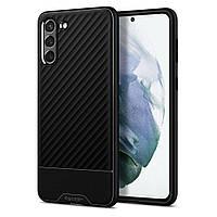 Чехол Spigen для Samsung Galaxy S21 - Core Armor, Black (ACS02446)