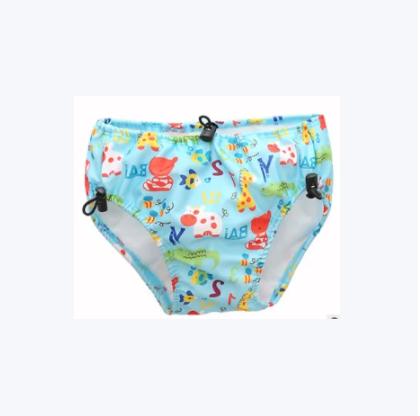 Детские герметичные плавки для бассейна с утягивающими резиночками