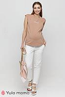 Летние брюки для беременных Evan TR-21.013 Юла мама