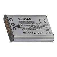 Аккумулятор для фотоаппарата Pentax D-Li78 / Nikon EN-EL11 / Olympus Li-60B (680 mAh)