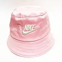 Панама рожева в спортивному стилі унісекс, розмір 56-59 (onesize)