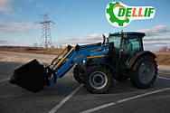 Фронтальные погрузчики на трактора от 100 л.с. до 140 л.с.