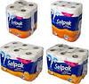 Бумажные полотенца Selpak 6 шт