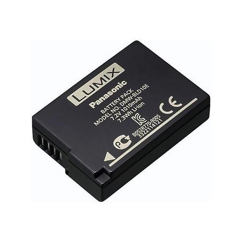 Аккумулятор для фотоаппарата Panasonic DMW-BLD10 (1000 mAh)
