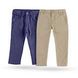 Котоновые брюки детские