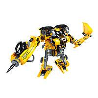 "Конструктор-трансформер для детей ""Engineering Machinery.Unlimited Ideas"" Qman 4805"