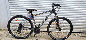 "Велосипед 29"" Crosser Thomas 19"" чорно-помаранчевий"