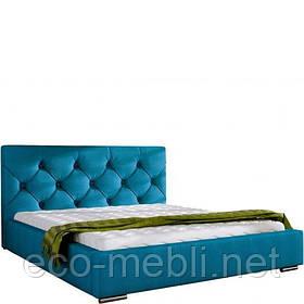 Ліжко двохспальне  Мілан власного виробництва