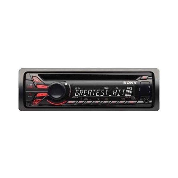 CD/MP3-ресивер Sony CDX-GT470UM