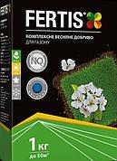 Добриво весняне для газону NPK 17-6-11 (1 кг), FERTIS