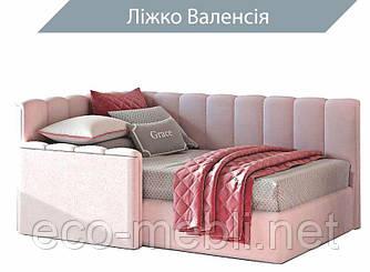 Ліжко односпальне Валенсія власного виробництва