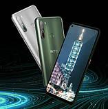 Смартфон HTC U20 8\256Gb 5G Dual Green, фото 4