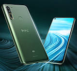Смартфон HTC U20 8\256Gb 5G Dual Green, фото 5