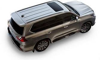 Рейлинги Lexus LX570 450d / Toyota LC 200 (2007-2021)