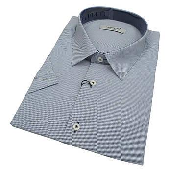 Чоловіча приталена сорочка Negredo 560 BKS 11 з коротким рукавом