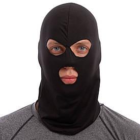 Ветрозащитная маска Балаклава тактическая MS-6831-B