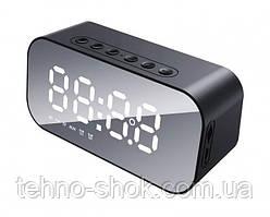 Портативная колонка 1.0 HAVIT HV-M3 (FM, часы), MicroSD