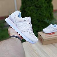 Женские кроссовки New Balance 574 (бледно-розовые) О20148 модные разноцветные кроссовки