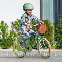 Двухколесный велосипед Puky STEEL CLASSIC 18 retro(olive)